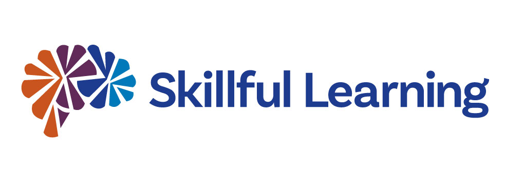 Skillful Learning logo designed by Stone Soup Creative