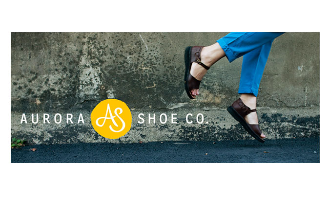 Aurora Shoe Company advertisement