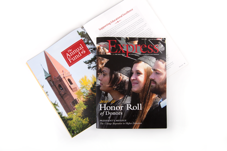 The Express - Wells College's alumni magazine, Fall 2012 issue