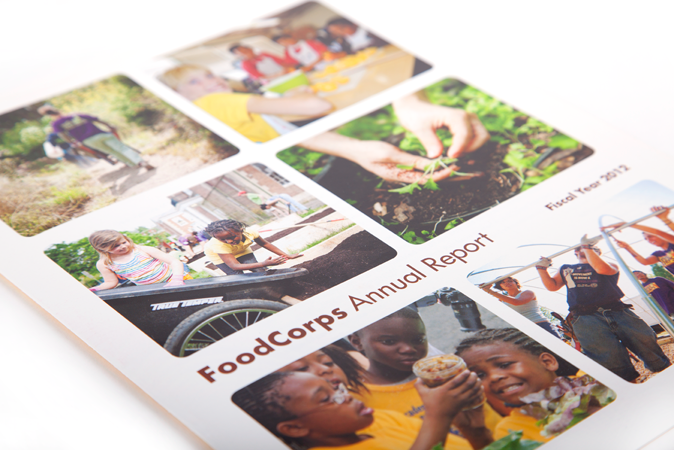 FoodCorps - 2012 annual report
