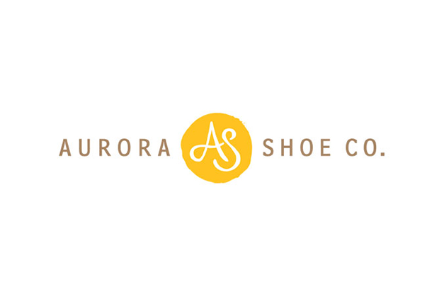 New logo for Aurora Shoe Company