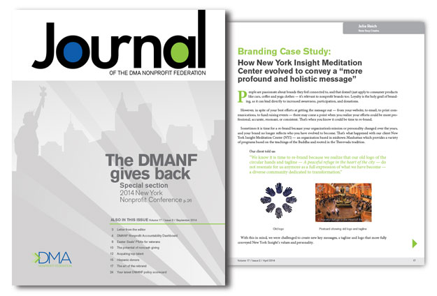 Case Study originally published in The Journal of the DMA Nonprofit Federation