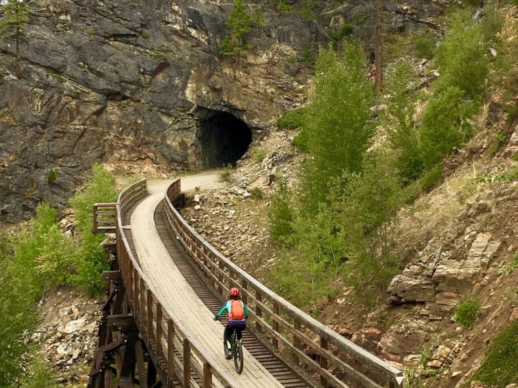 Kelowna rail trail