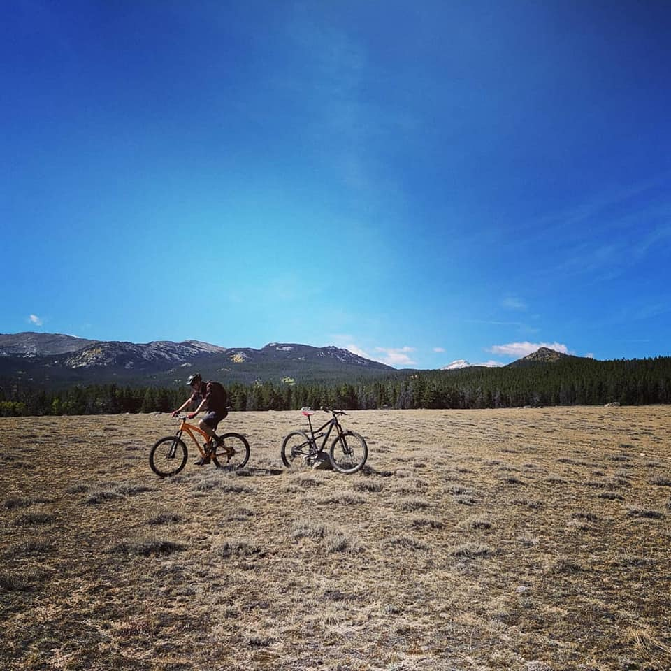 sinks canyon WY -MTB